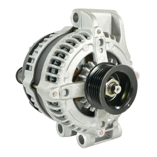 DB Electrical AND0342 New Alternator For 2.7L 2.7 3.5L 3.5 5.7L 5.7 6.1L 6.1 Dodge Magnum 05 06 07 2005 2006 2007, Chrysler 300 Series, Dodge Charger 06 07 2006 2007 VND0342 4896805AA 421000-0260