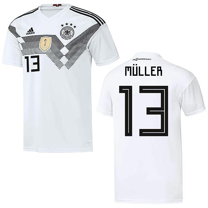 Adidas Home Trikot Herren 2018 Dfb M Müller oQrxBWdCe