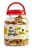 Pet 'n Shape Chik 'n Rice Dumbbells Natural Dog Treats, 32-Ounce