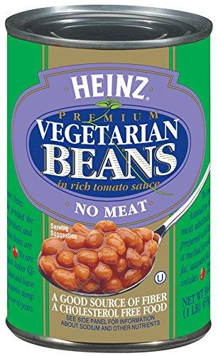 Heinz Vegetarian Beans in Rich Tomato Sauce, 16 (Kosher Baked Goods)