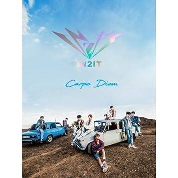 IN2IT - IN2IT - [CARPE DIEM] 1ST ALBUM B VER CD+PHOTOBOOK+1p