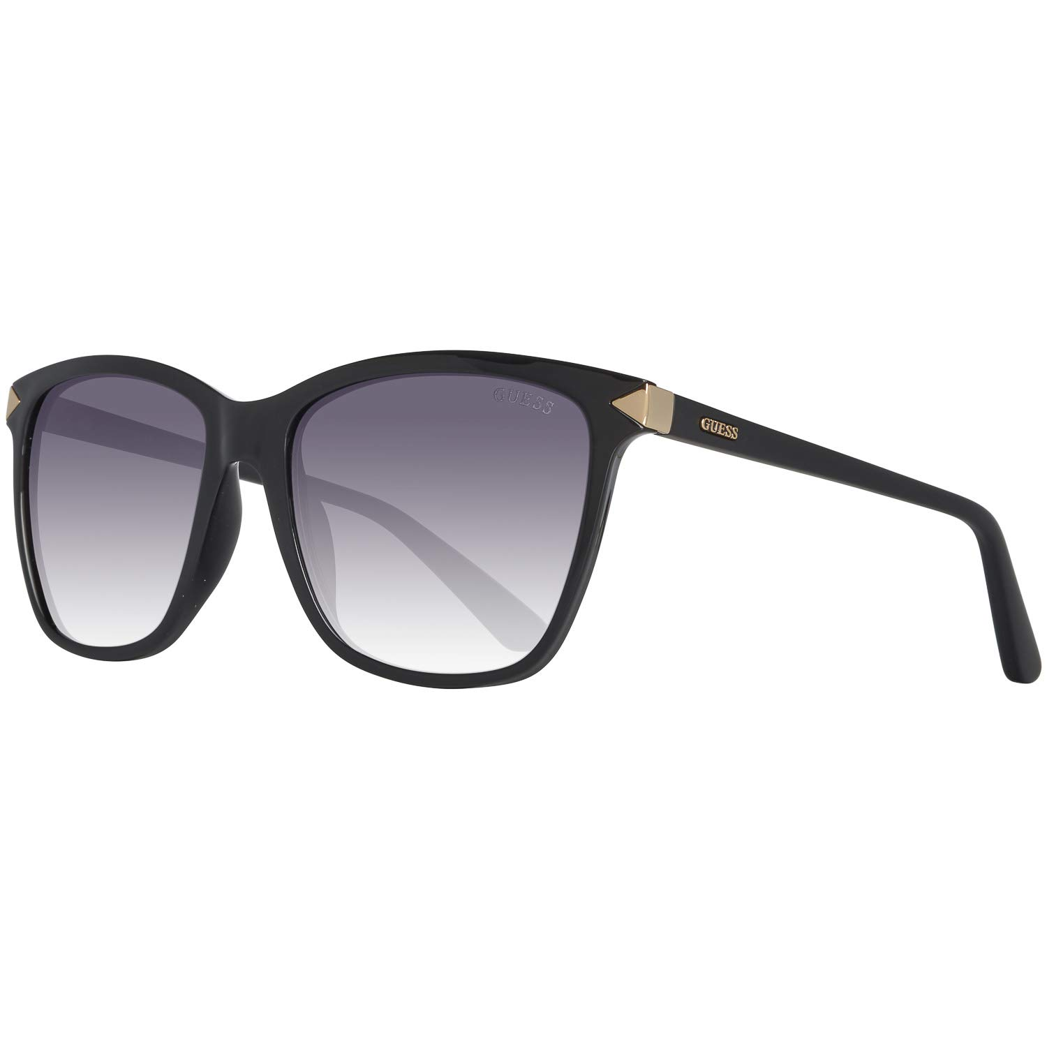 Guess GU 7499 Gafas de sol, Negro (Black/Other/Gradient ...
