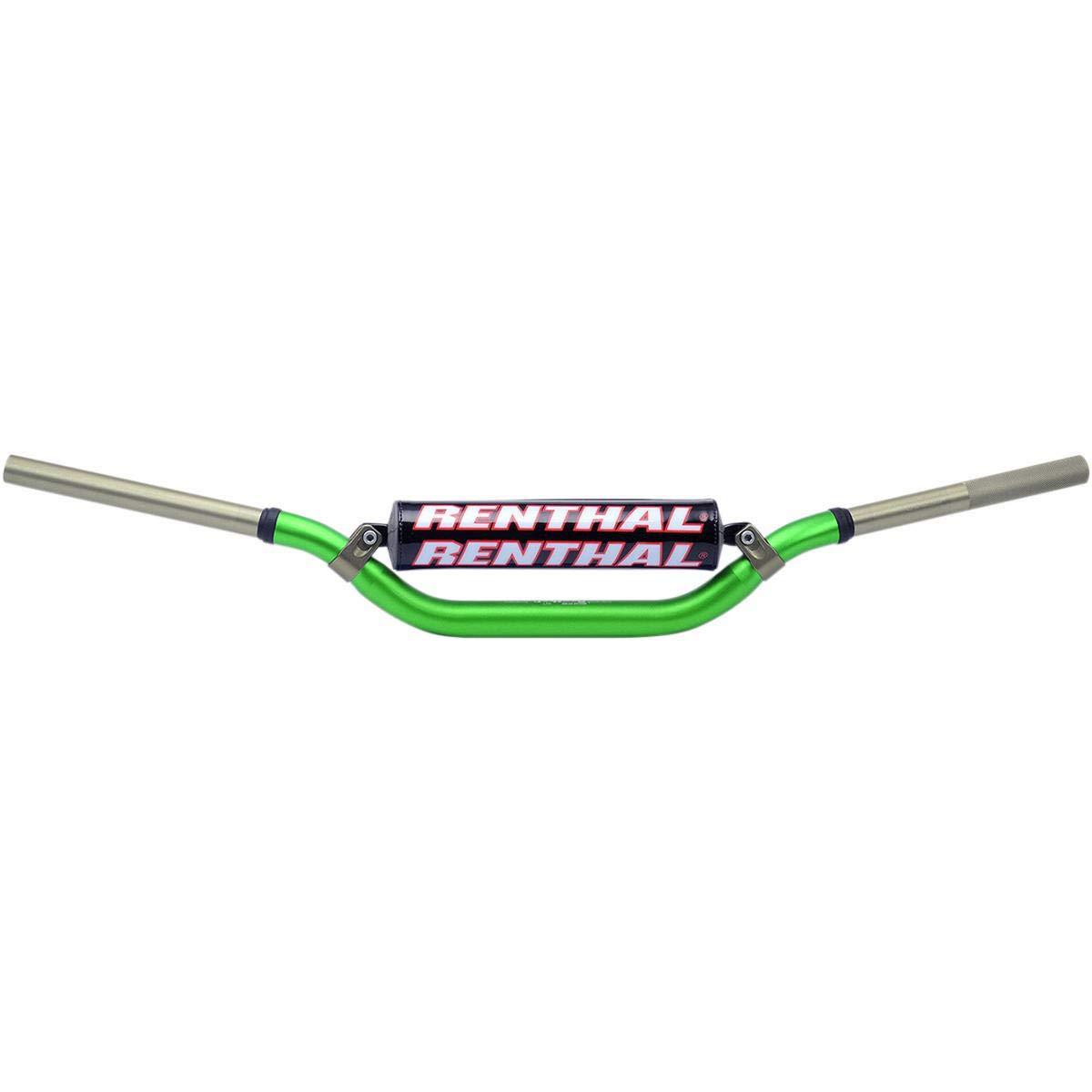 Renthal manubrio twinwall 997 verde taglia 28, 6 mm 997-01-GN-02-185