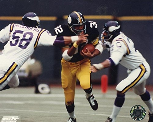 FRANCO HARRIS PITTSBURGH STEELERS UNSIGNED 8X10 PHOTO ()