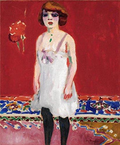 : Oil Painting 'Kees Van Dongen, Figure, 1905', 20