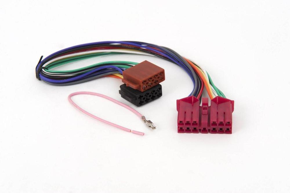 RENAULT Radio cable adaptador ISO connettore R5 R11 R18 R19 R21 Espace Clio Twingo: Amazon.es: Electrónica