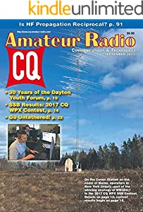 CQ Amateur Radio