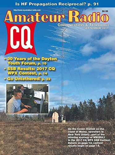 Cq : Radio Amateurs Journal PDF