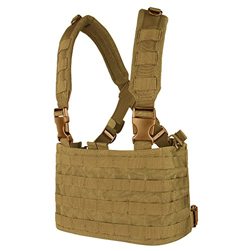 CONDOR Ops Chest Rig, Coyote Brown