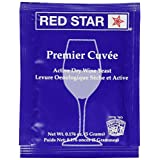 Home Brew Ohio Red Star Premier Cuvee Wine Yeast, 5g - 10-Pack