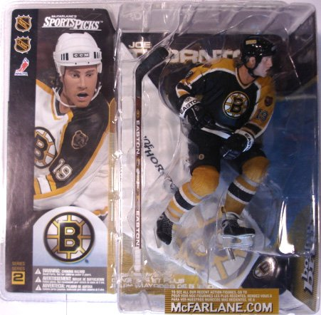 Joe Thornton Nhl - McFarlane Sportspicks: NHL Series 2 Joe Thornton (Chase Variant) Action Figure
