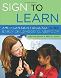 Sign to Learn, Kirsten Dennis and Tressa Azpiri, 1929610696