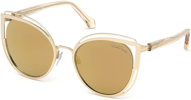 Amazon.com: Gafas de sol Roberto Cavalli RC 1095 Montieri ...