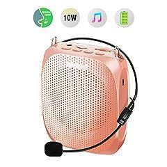 Portable Voice Amplifier  Personal