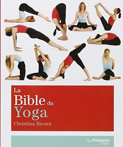 BIBLE DU YOGA (LA) by CHRISTINA BROWN: Amazon.es: CHRISTINA ...