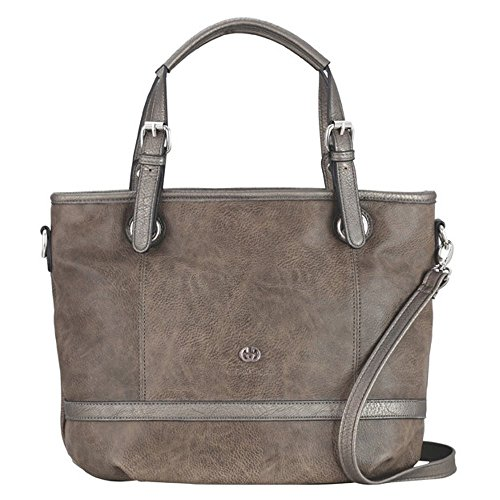 GERRY WEBER Fade Out Shopper Taupe 4080002836104