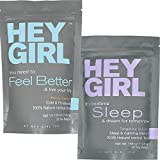Healthy Herbal Tea Bundle | Immune System Booster + Sleep Aid | Get Your Daily Vitamin C + Have Better Sleep
