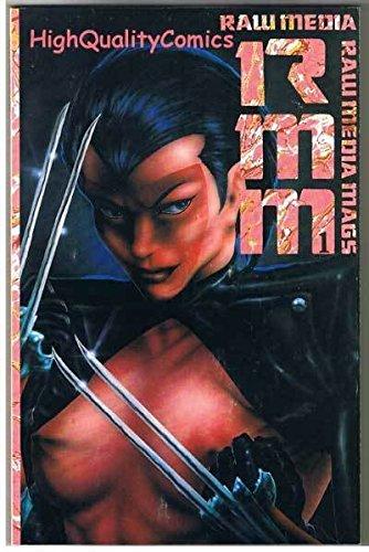- RAW MEDIA MAG #1, FN, Tim Vigil, David Quinn, 1991, more indies in store