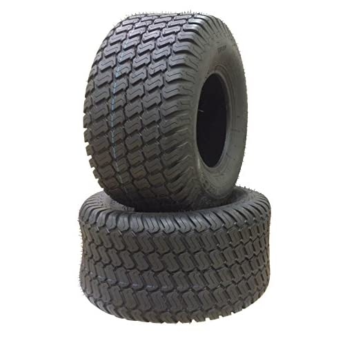 TWO 18X9.50-8 Turf Lawn 18X9.50-8 4 Ply Rated Lawn Mower Set of Two Tires