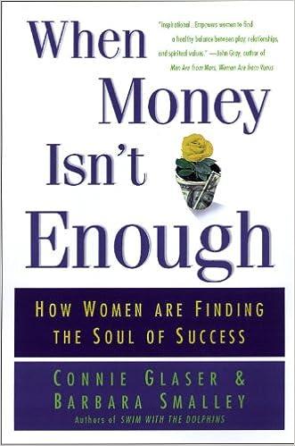 Book When Money Isn't Enough