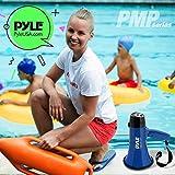 Pyle PMP21BL Portable Megaphone Speaker Siren