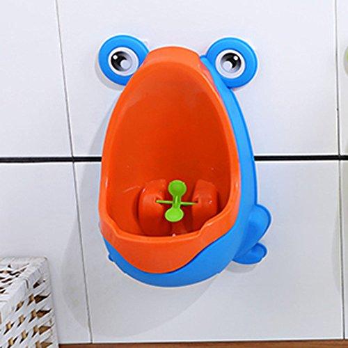 SouqFone Cute Frog Potty Training Urinal for Boys