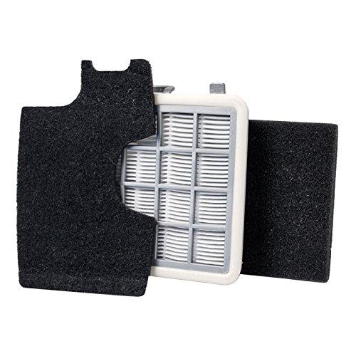 AEG AEF146 Filtro Set per Mobilite AE88/ZML88 Filtro igienico, in schiuma e filtro di scarico. 9001678219