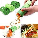 fenguh pour Vegetable Fruit Slicer Spiral eplucheur coupeur turning cutter cuisine outil portable kitchen tool