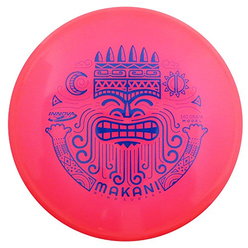 Innova Makani Frisbee Super Straight Flying Disc 140g (Colors May Vary)
