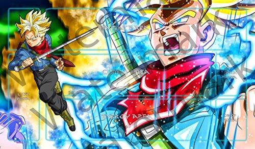 Masters of trade Dragonball Super Future Trunks DBZ DBS TCG CCG playmat gamemat 24