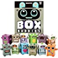 Box Buddies Galactics - Pack of 12 Mini Box Space Explorers - Fun Papercraft Party Favors