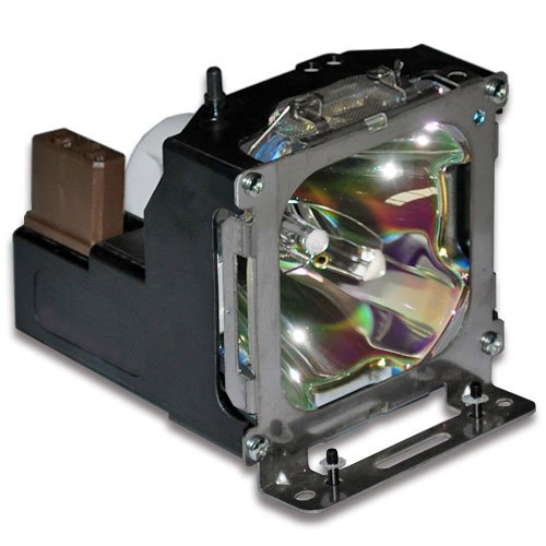 dt00491 compatible Elmo Projector lamp with Housing, 150 days ()