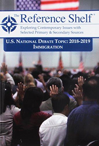 National Debate Topic 2018-2019 (Reference Shelf)