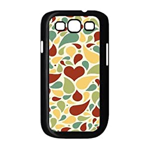 Samsung Galaxy S3 Cases Love 47 for Men, Samsung Galaxy S3 Case for Girls Cheap for Men [Black]