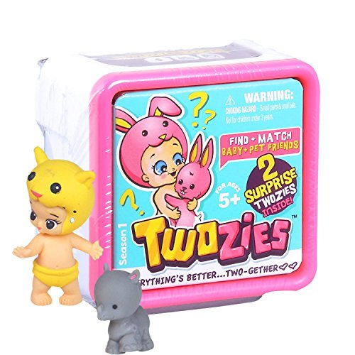 NEW BEST SELLER Twozies Season 1 Surprise Pack Two Sweet Row Boat Friendship Mystery Playset Box My Toozy