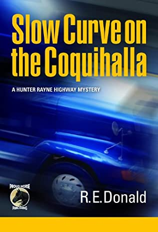 book cover of Slow Curve On the Coquihalla