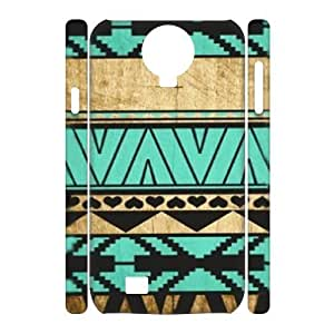 Aztec Wood 3D-Printed ZLB517222 Brand New 3D Cover Case for SamSung Galaxy S4 I9500