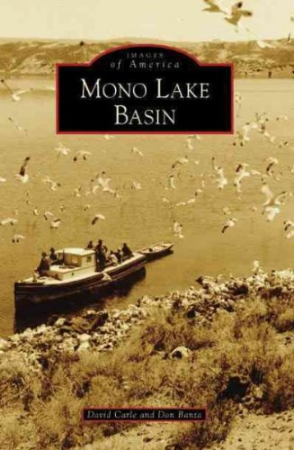 - Mono Lake BasinMONO LAKE BASIN by Carle, David (Author) on Nov-01-2008 Paperback