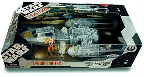 Y-wing Starfighter - 3