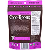 Sejoyia Foods, Organic Coconut Cashew Coco-Roons, Chocolate Chip, 3 oz (85 g)( 6 PACK ) + Now Foods, Real Food, Mango Slices, 10 oz (284 g)