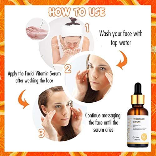 51LjtI8BMnL - kitt Facial Vitamin Serum 30ml, Dark Spots Corrective Moisturizing Firming Repair Scar Facial Serum - Anti-Aging, Whiten, Brighten Skin (Multicolor)