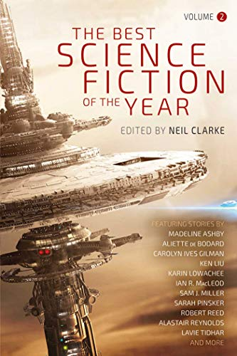 The Best Science Fiction of the Year: Volume Two