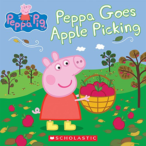 Halloween Cooking Ideas For Preschoolers (Peppa Goes Apple Picking (Peppa)