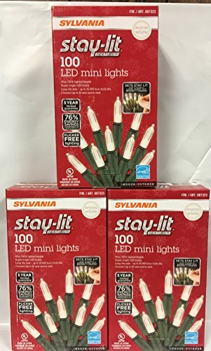 300 Count Christmas Lights Led in US - 3