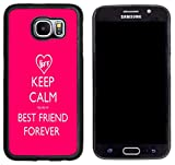 Best Rikki Knight LLC Friends Galaxy S6 Cases - Rikki Knight Keep Calm and Best Friend Forever Review