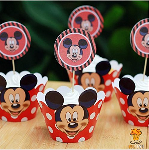 MaMaison007 Tarjeta de Cupcakes acotada en Trajes para ...