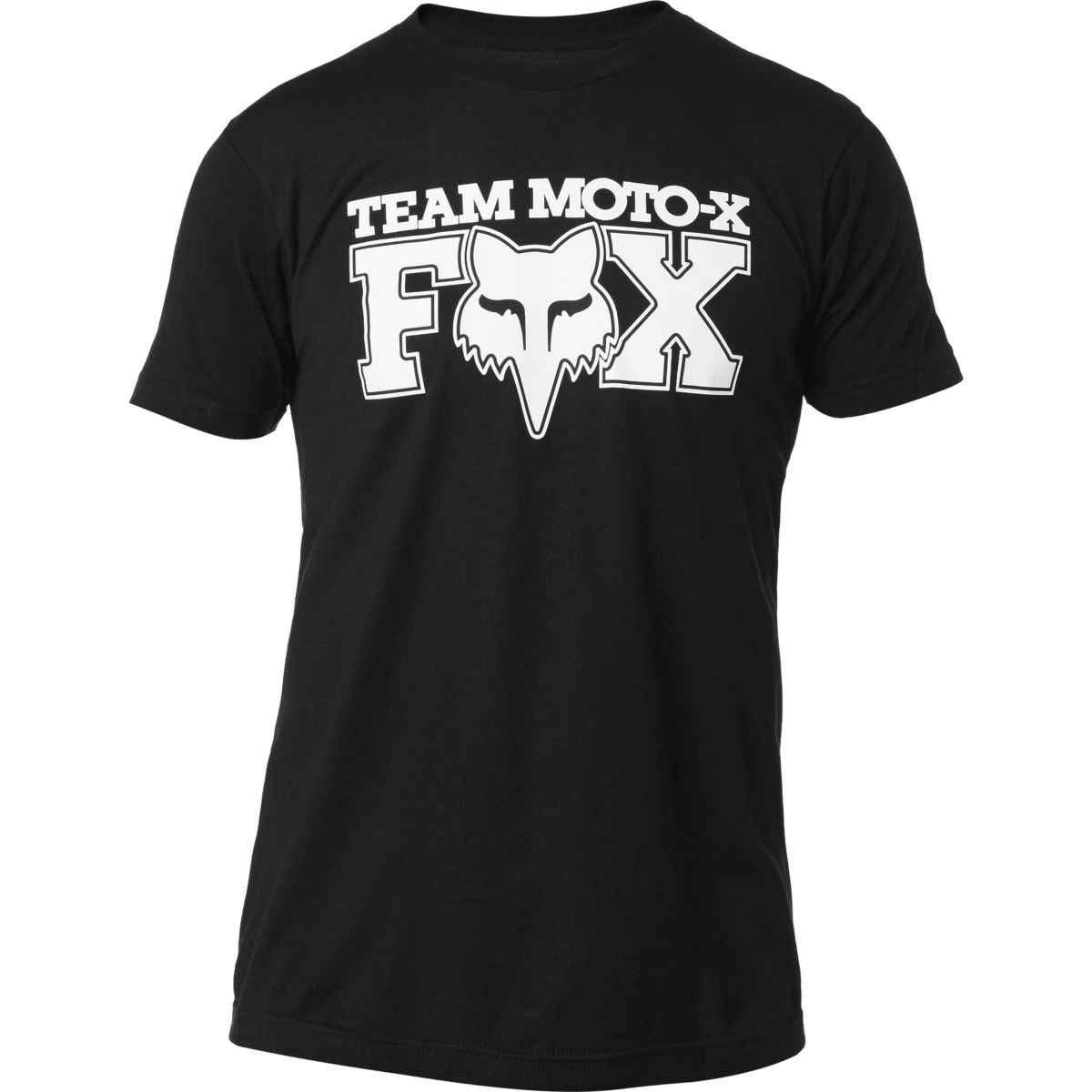 Fox Racing Team Moto-X T-Shirt Black Small