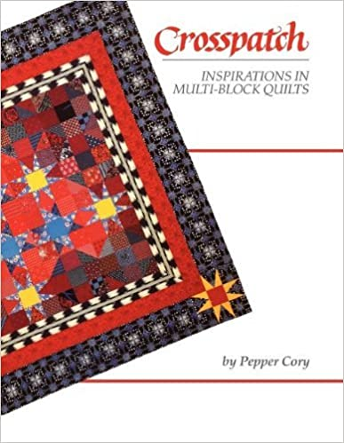 Crosspatch - Print on Demand Edition by Pepper Cory (2011-02-01)