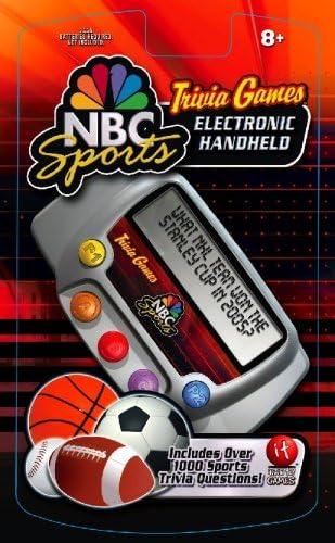 iToys Inc. NBCスポーツ雑学ハンドヘルドゲーム