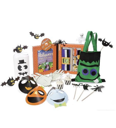 Spice Box Trick-or-Treat Halloween Craft Kit]()
